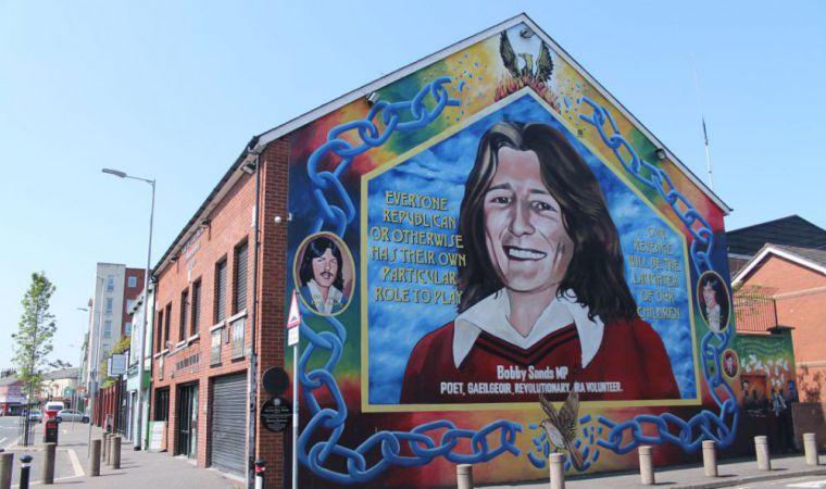 Mooiste street art van Belfast