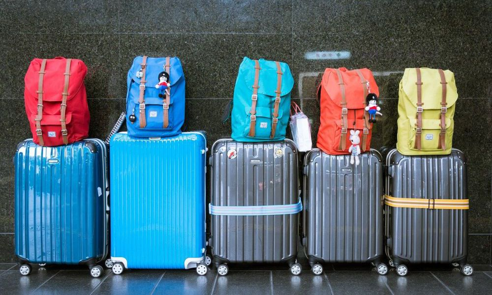 kwijtraken koffer