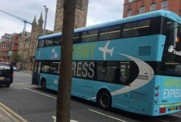airport bus belfast