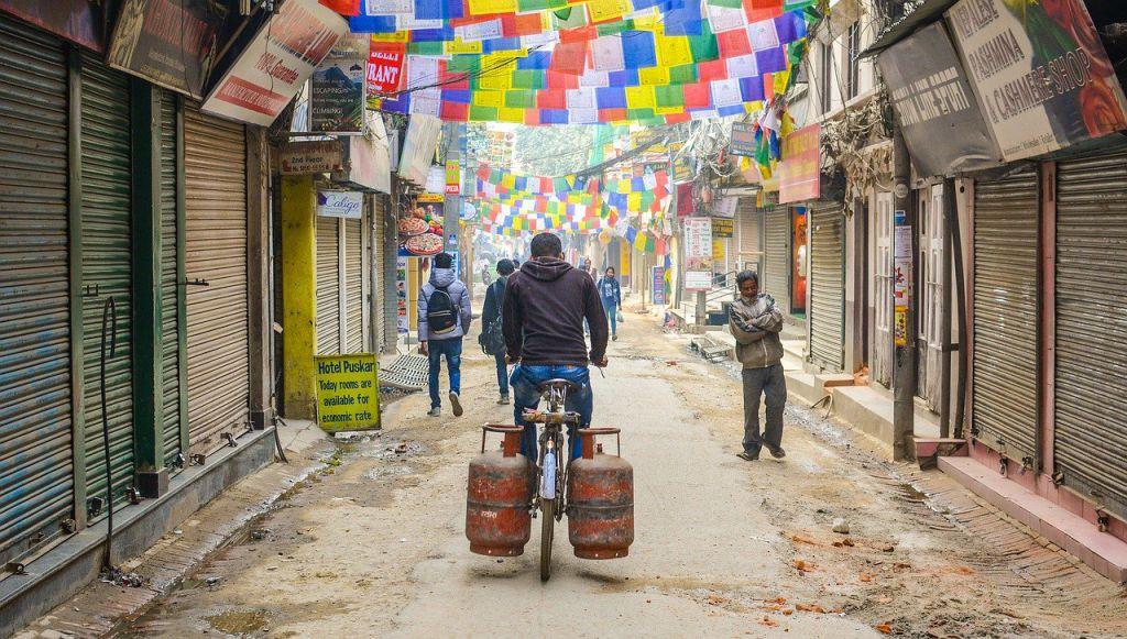 Nepal Thamel