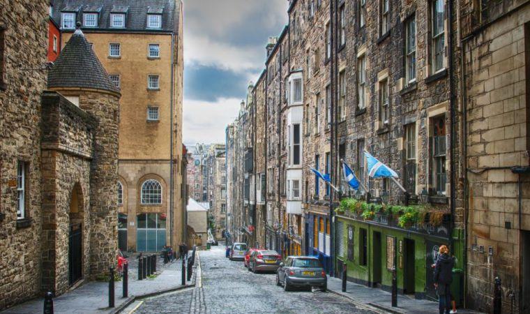Doen in Edinburgh