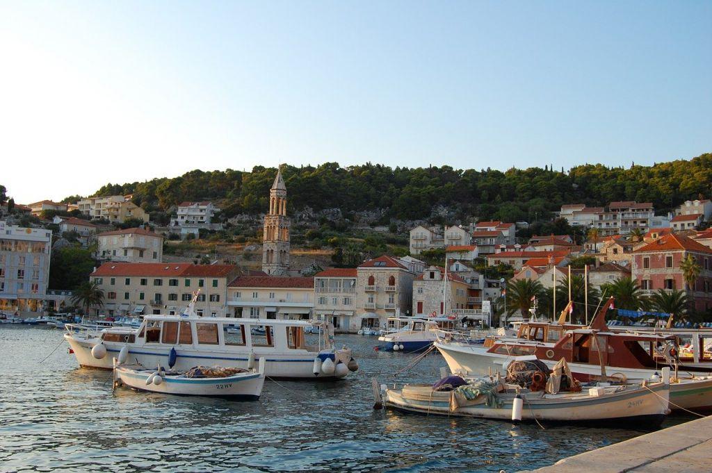 kust kroatie