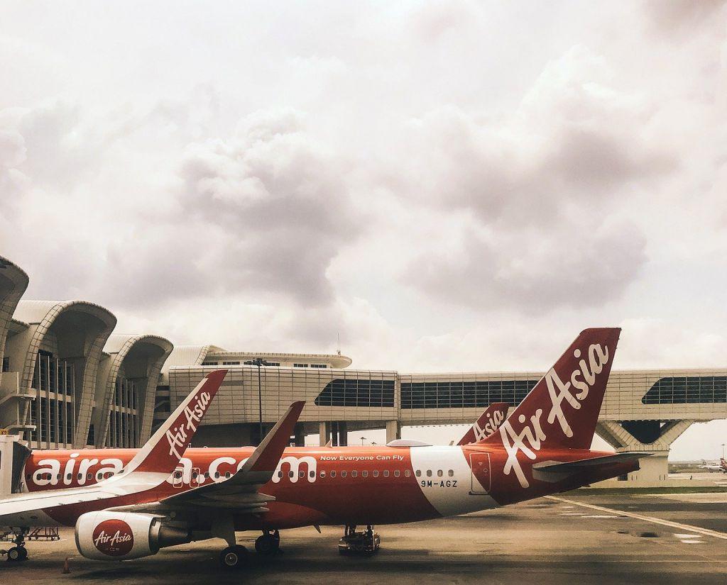 vliegen met AirAsia