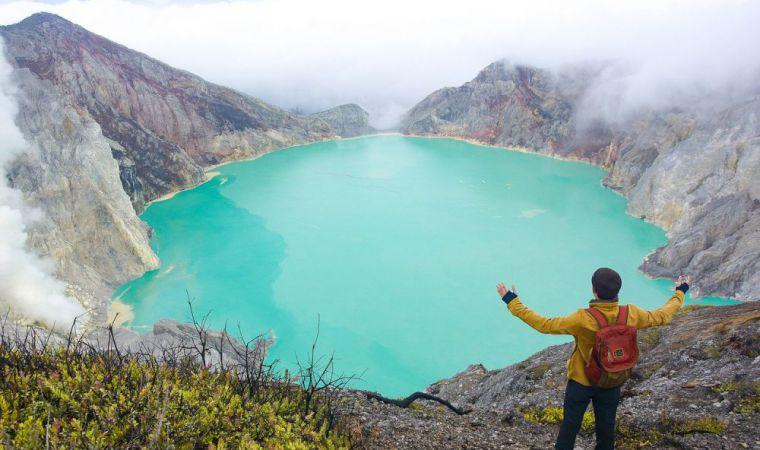 vulkaan indonesië