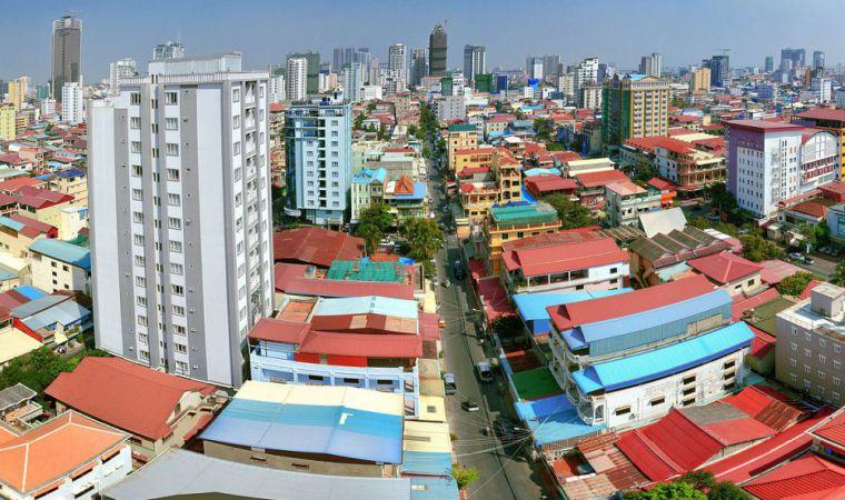 doen in Phnom penh