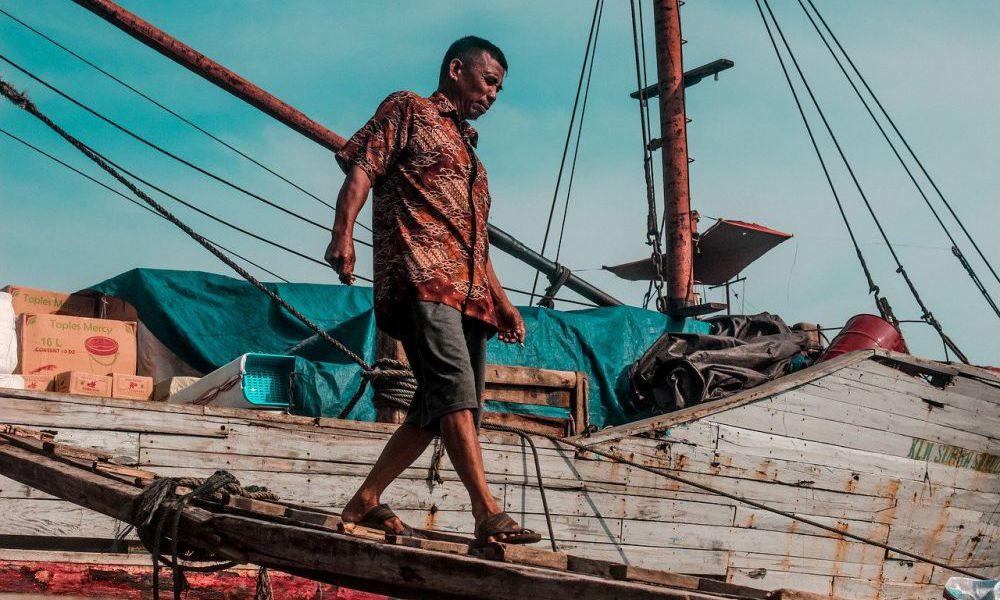 reizen met de ferry in Indonesie