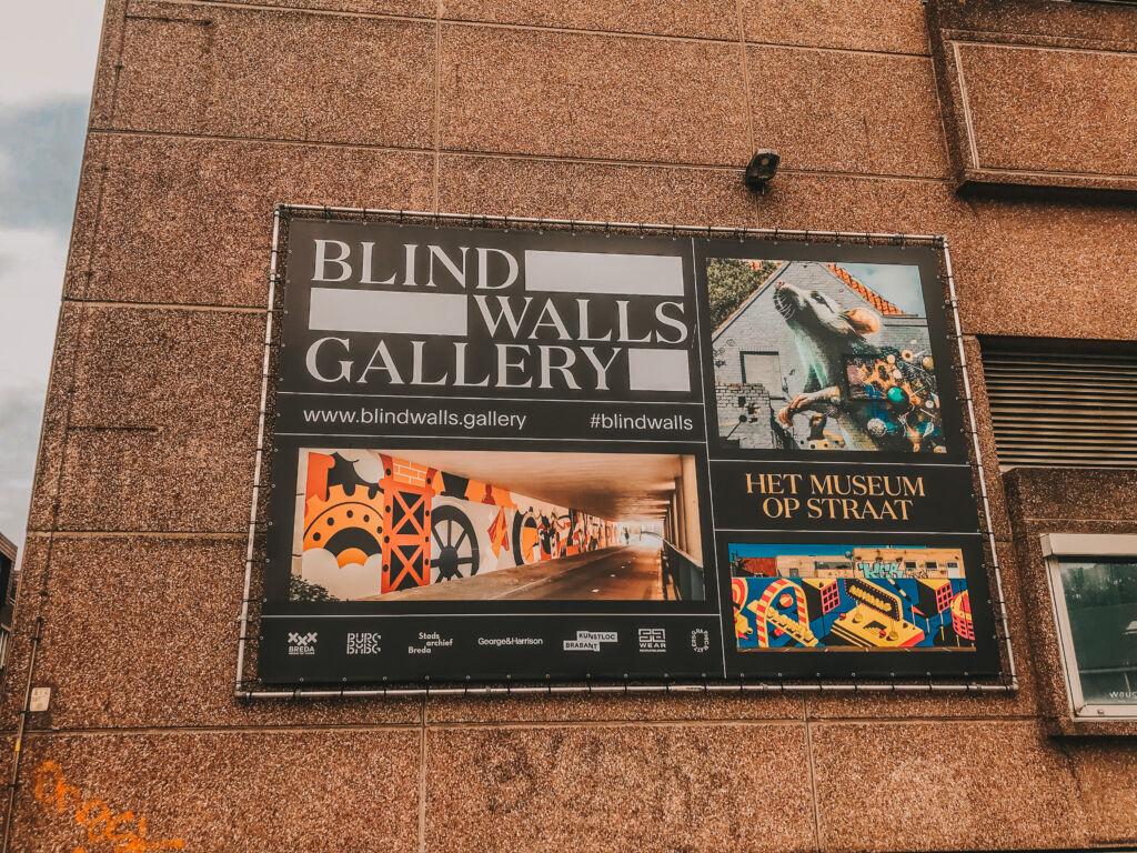 Blind walls gallery