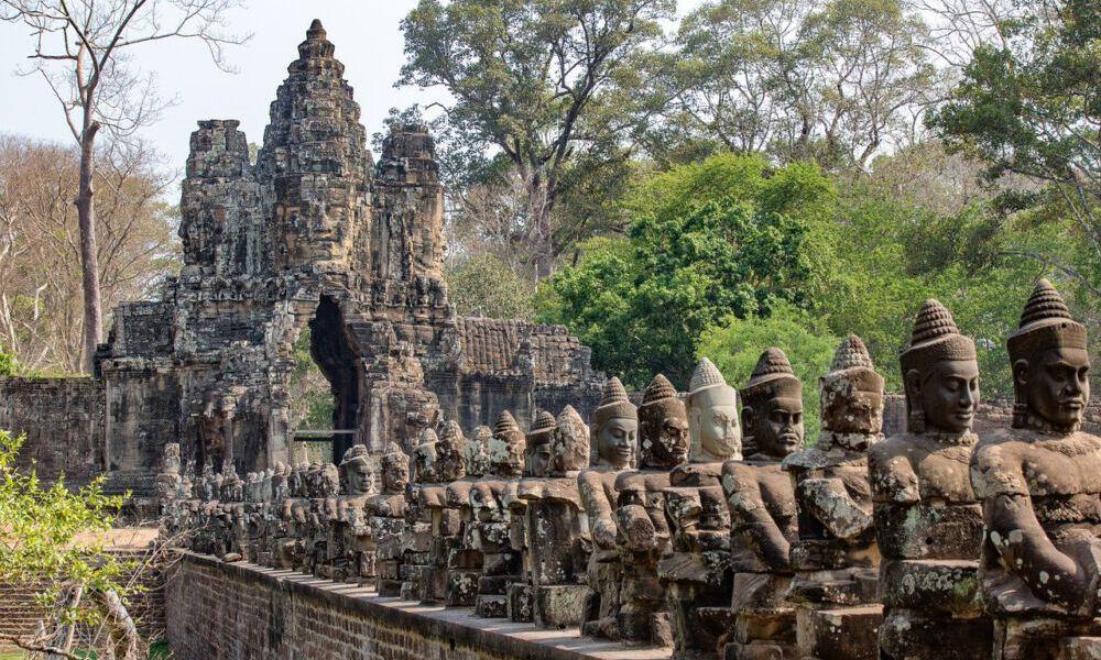 Tips voor Angkor