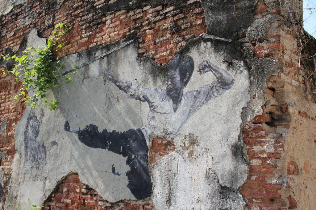 street art maleisie